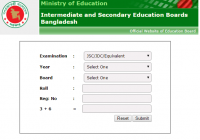 SSC Result 2019 www.educationboardresults.gov.bd