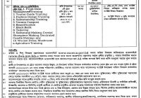 Ministry of Women and Children Affairs Job Notice 2019 www.mowca.gov.bd