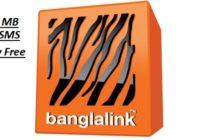 Banglalink Gives 500MB FREE Internet www.banglalink.net