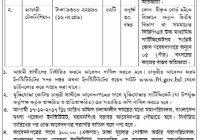 Bangladesh Fisheries Research Institute Job Circular 2018