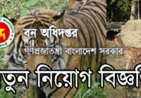 Forest Department Job Circular 2018 www.bforest.gov.bd